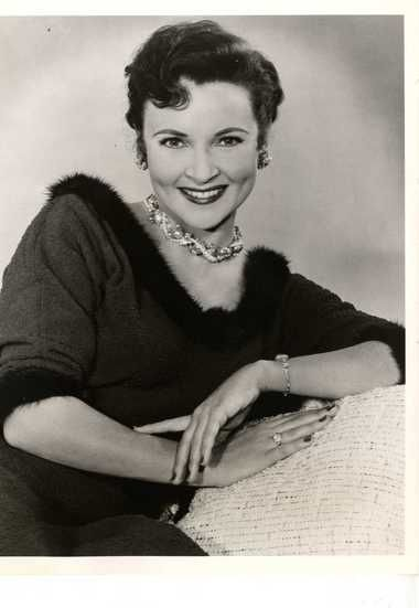 10 Best Images About Betty White On Pinterest Old Photos