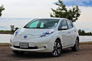 2015 Nissan Leaf reviews