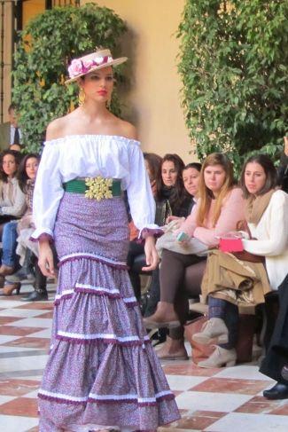 Traje de Flamenca - Adelanto-tendencias-2014- - SIMOF-2014-: Flemish 2014, Flemish Suit, Adelanto 2014, Adelanto Tendencia 2014, 2014 014 Jpg, 2014 014Jpg, Flamenco Fashion, Flamenca Tendencia, Flamenco