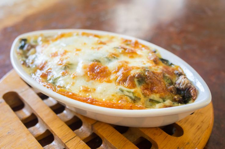 With This Baked Dish, Spinach Never Tasted So Good!