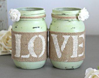 Decor mariage rustique nuptiales de douche par LoveLiveNCreate