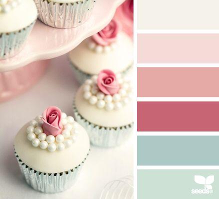 Cupcake Tones - http://design-seeds.com/index.php/home/entry/cupcake-tones2