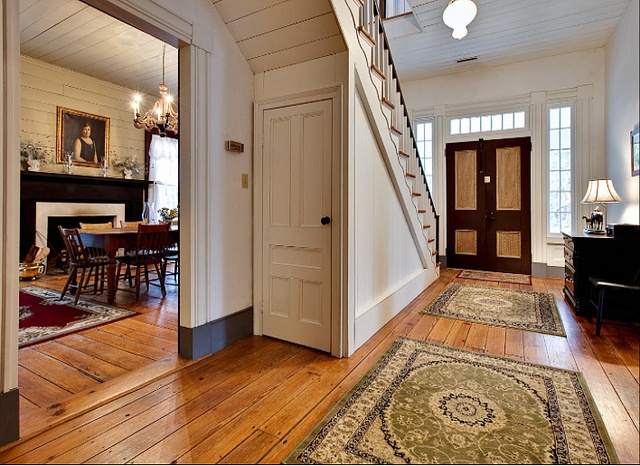 Farmhouse Foyer Hall : Best entry inspiration images hall home ideas