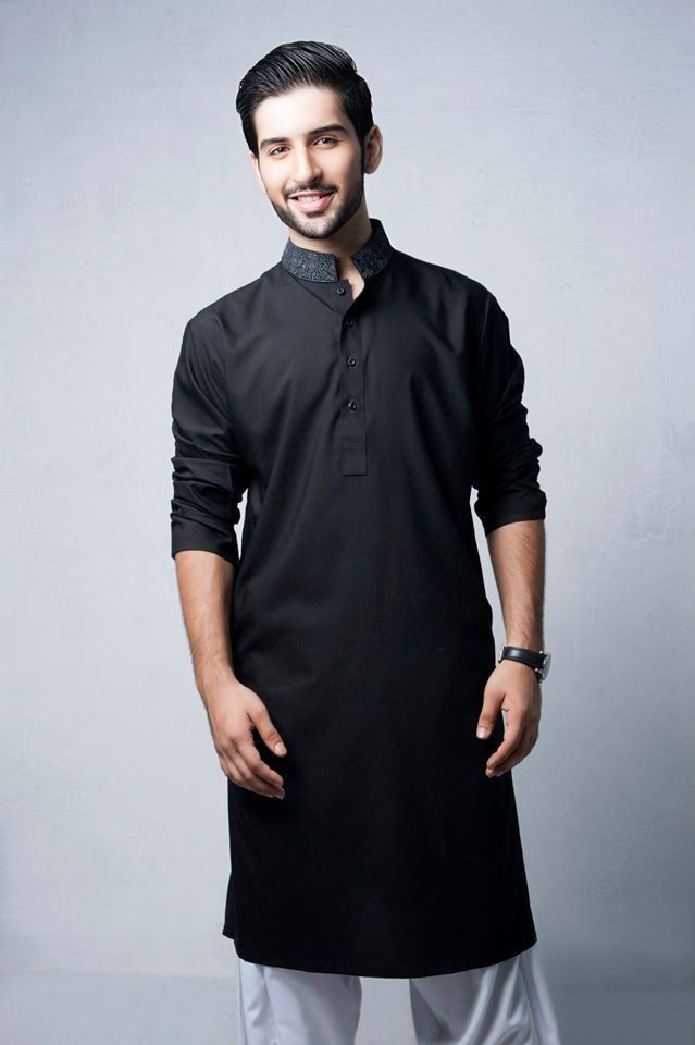 Bonanza Men Eid Shalwar Kameez Collection 2014