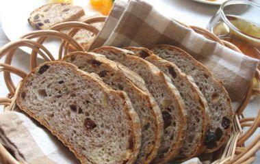 くるみとレーズン入りパン・オ・セーグルのレシピ