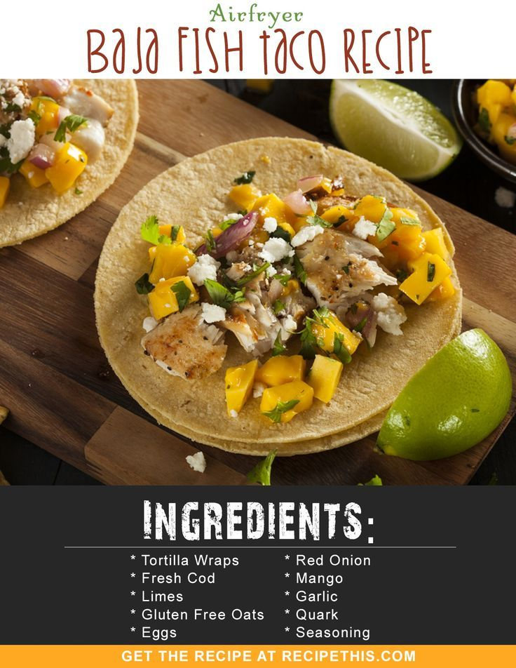 7517 best for Fish taco ingredients