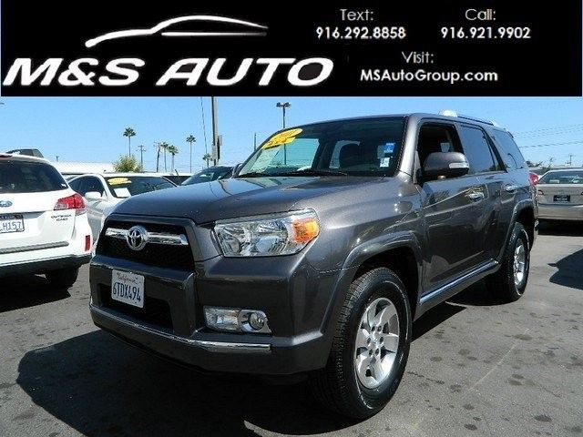 #HellaBargain 2011 Toyota 4Runner SR5 Sport Utility 4D - Sacramento's favorite car dealer since 1995! We can help with financing through Banks and Credit Unions - call for info 916-921-9902 or visit our website at www.MSAutoGroup.com. - SKU: JTEBU5JR0B5067917 - Price: $25,995.00. Buy now at https://www.hellabargain.com/2011-toyota-4runner-sr5-sport-utility-4d.html