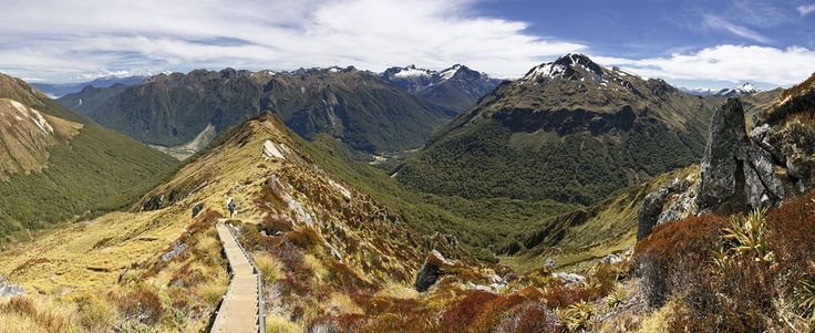 Kepler Track, New Zealand #newzealandwalkingtours #newzealandwalkingtracks http://newzealandwalkingtours.com
