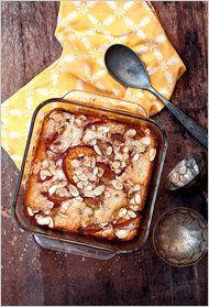 Brown Butter Nectarine Cobbler/Cake — Recipe - NYTimes.com