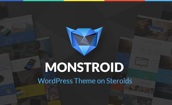 Monstroid – Beyond the Limits of WordPress