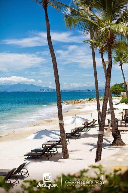 10.  Puerto Vallarta's Garza Blanca Preserve Resort & Spa - (see you in November) #lspace #goldandgray #theperfectsummerday