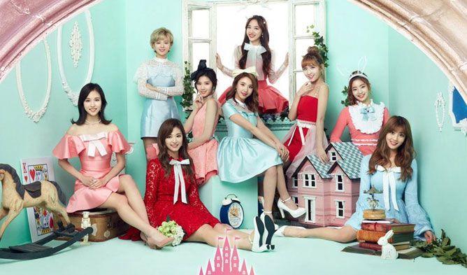 TWICE, comeback, February, kpop, girl group