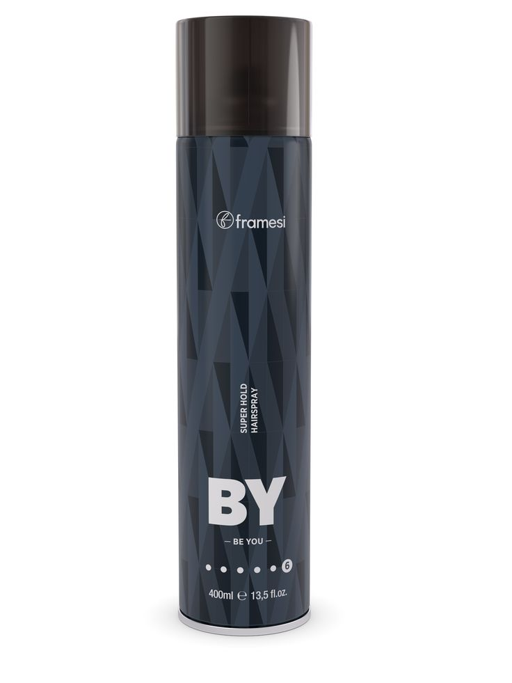 framesi BY -BE YOU- Super Hold Hairspray 400ml.