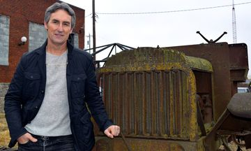 How American Pickers Star Mike Wolfe Turned His Childhood Hobby Into a Multi-Million Dollar Biz