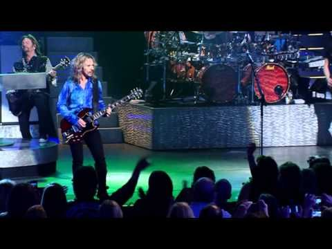 """Styx - Blue Collar Man (from """"The Grand Illusion + Pieces Of Eight - Live"""" DVD / Blu-ray / CD)"""