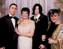 Michael and Liz at Liza's wedding..