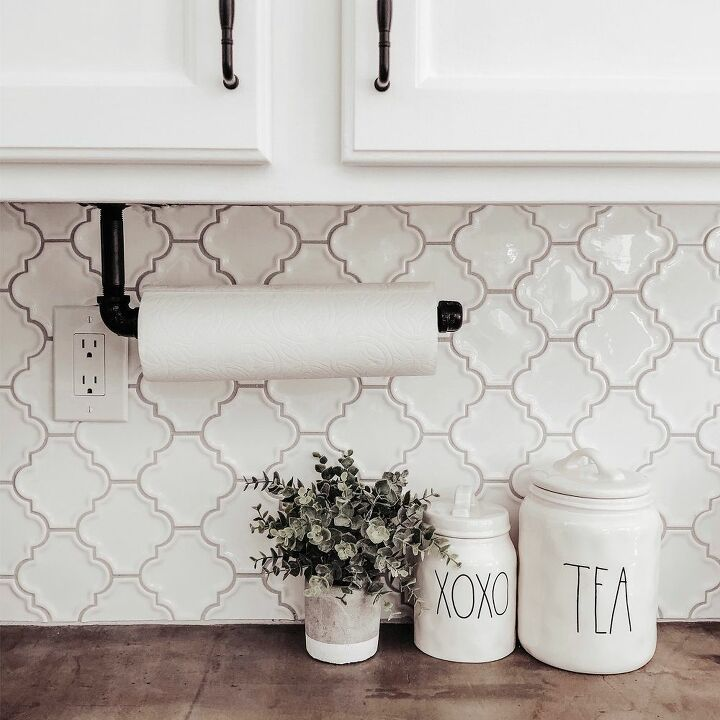 Pin On Home Under the counter paper towel holder