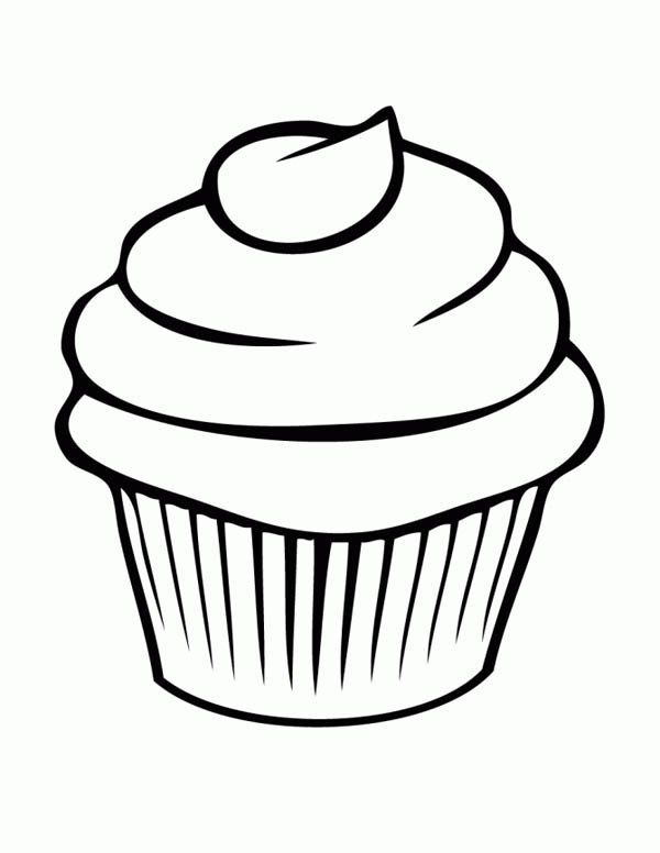 Cute Cupcake Coloring Pages Cupcake Coloring Pages Pdf Cupcake Coloring Pages Food Coloring Pages Easy Coloring Pages