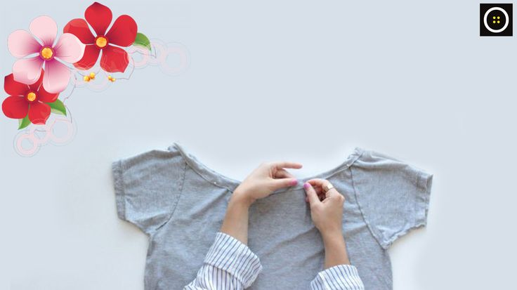 Yazın en trendleri arasında olan omzu düşük bluz modelleri sokak modasını sarmışken, eski bir tişörtünü trend omzu düşük bir bluza çevirmeye…