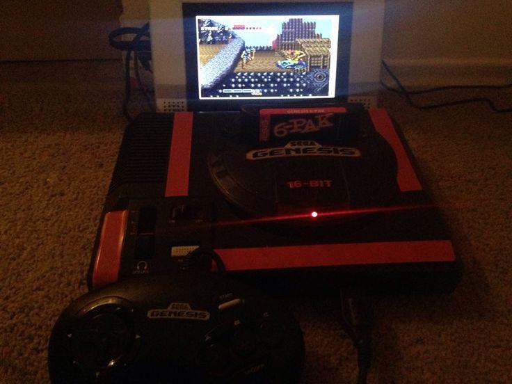 Sega Genesis HD Made by Retro Refabricators