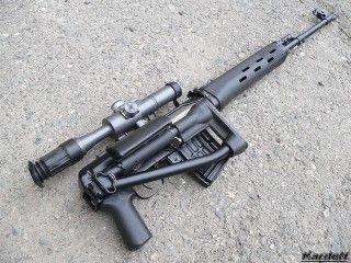 Снайперские винтовки Драгунова - k_a_r_d_e_n