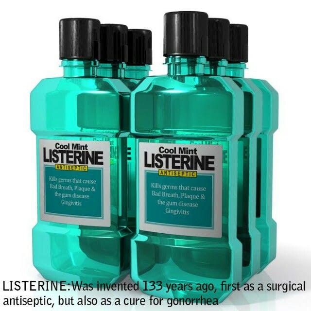 Antiseptics? Best invention?