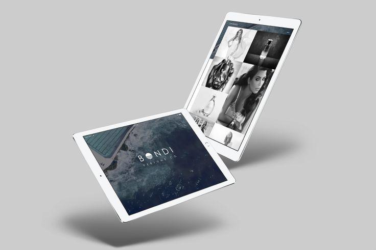 Bondi Perfume Co. / Branding, Design, Digital