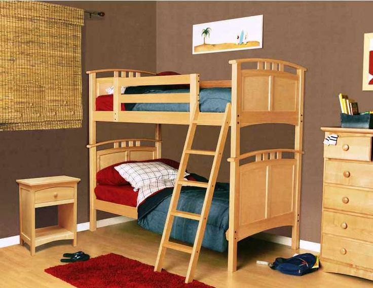 Do you know about bunk beds Costco? That's similar with another bunk bed ideas, but the difference is in material bases. Wood from Costo Canada. In many years, this material has been believed as one of the best material base, especially woods. So, we called it with bunk beds Canada too. In...