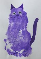 Craftulate: Learning Colours with Brown Bear: Purple