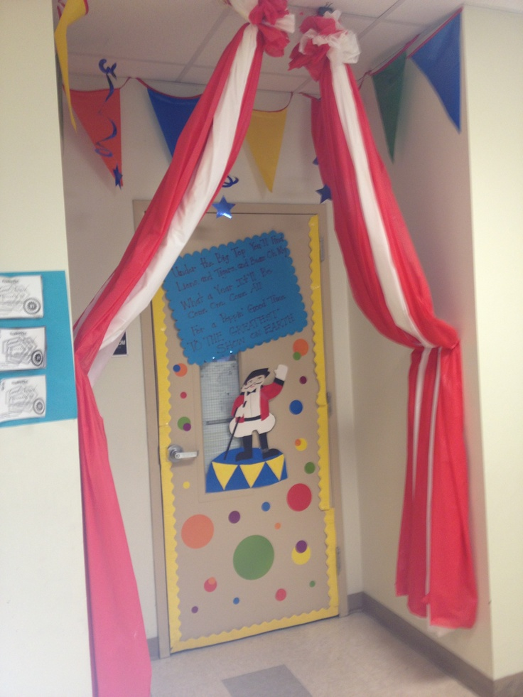 Circus Classroom Decoration : Best images about circus themed library on pinterest