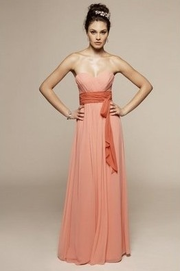 Strapless Bridesmaid Dress With Sash [BM1128] - $189.00 : LuxeBlue Quality Discount Wedding Dresses & Formal Gowns, Worlds leading supplier of affordable fashion for Wedding dresses, Bridal gowns and discount formal wear. Safe & Fast delivery world wide.Dresses Style, Bridesmaiddresses, Special Occa Dresses, Long Prom Dresses, Coral Bridesmaid Dresses, Dress Styles, Chiffon Dresses, Chiffon Bridesmaid Dresses, Fields