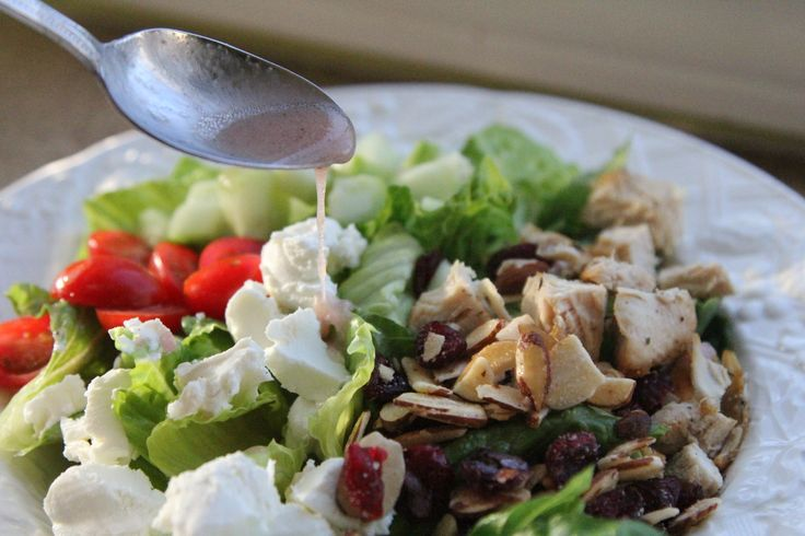Copycat Savannah Chop Salad like McAlister's Deli.