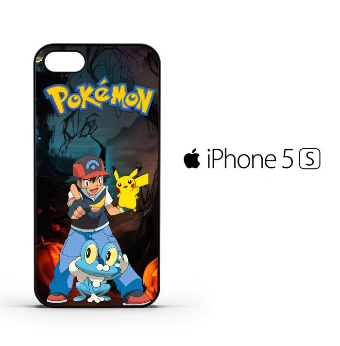 Pokemon Halloween X2705 iPhone 5 | 5S | SE Case