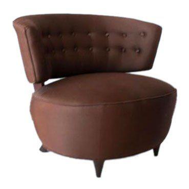 Gilbert Rohde Slipper Chair   1stdibs.com