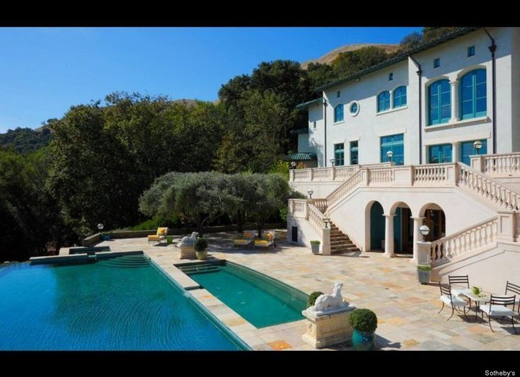 look movie stars unbelievable napa mansion for sale robin williams robin williams house and outdoor living