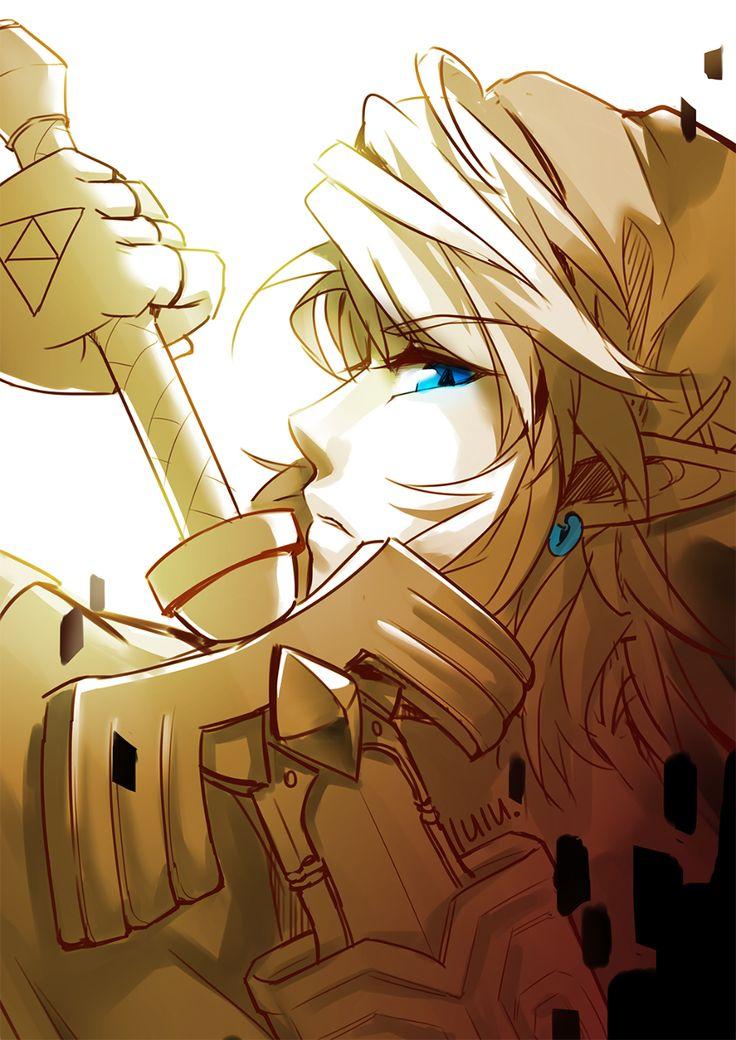 The Legend of Zelda: Twilight Princess / Link *---*