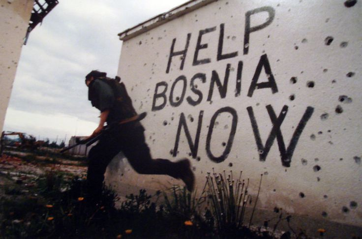 Timeline: War in Bosnia and the Siege of Sarajevo