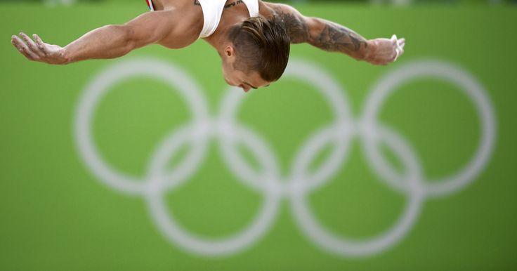 Força, choro e fratura na Rio 2016: o dia #1 da ginástica artística em fotos #globoesporte