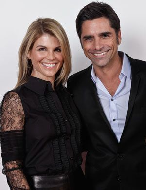 Lori Loughlin and John Stamos (Getty Images)