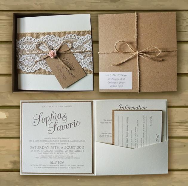 Pockefold matrimonio in scatola