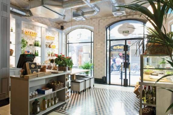 #TeresaCarles, Restaurante #vegetariano en Barcelona