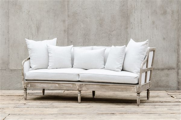 Van Thiel & Co. Baroness Josephina's Sofa , The Khazana Home Austin Furniture Store