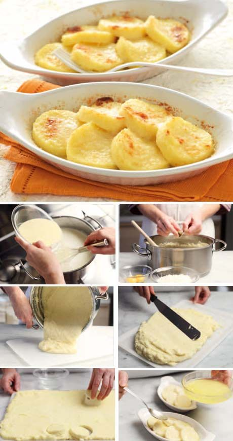La Cucina Italiana - Ricetta regionale: gnocchi alla romana