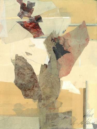 "Saatchi Art Artist Ute Rathmann; Collage, ""Fata Morgana"" #art"