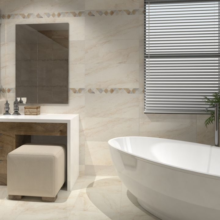 Large Bathroom Tiles On The Wall 23 best cream wall tiles images on pinterest | wall tiles