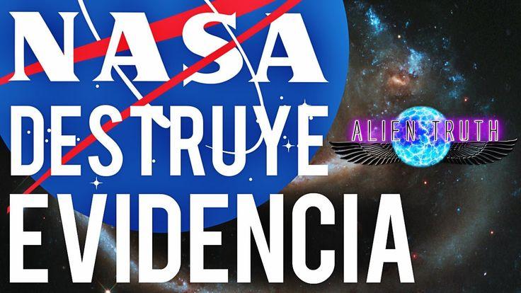 NASA encontró evidencia de vida extraterrestre...y la destruyó   Alien T...