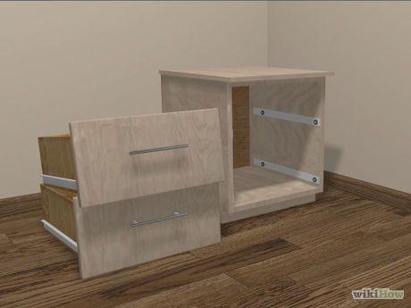 Bildtitel Paint Laminate Furniture Step 1