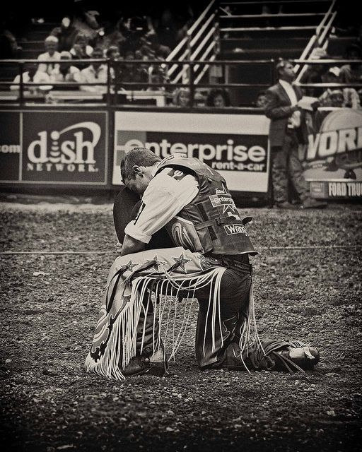 P.B.R. - Professional Bull Riders - Prayer