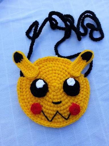 Piccolo ragazzo/ragazza crochet della borsa di crochetbyamydesign