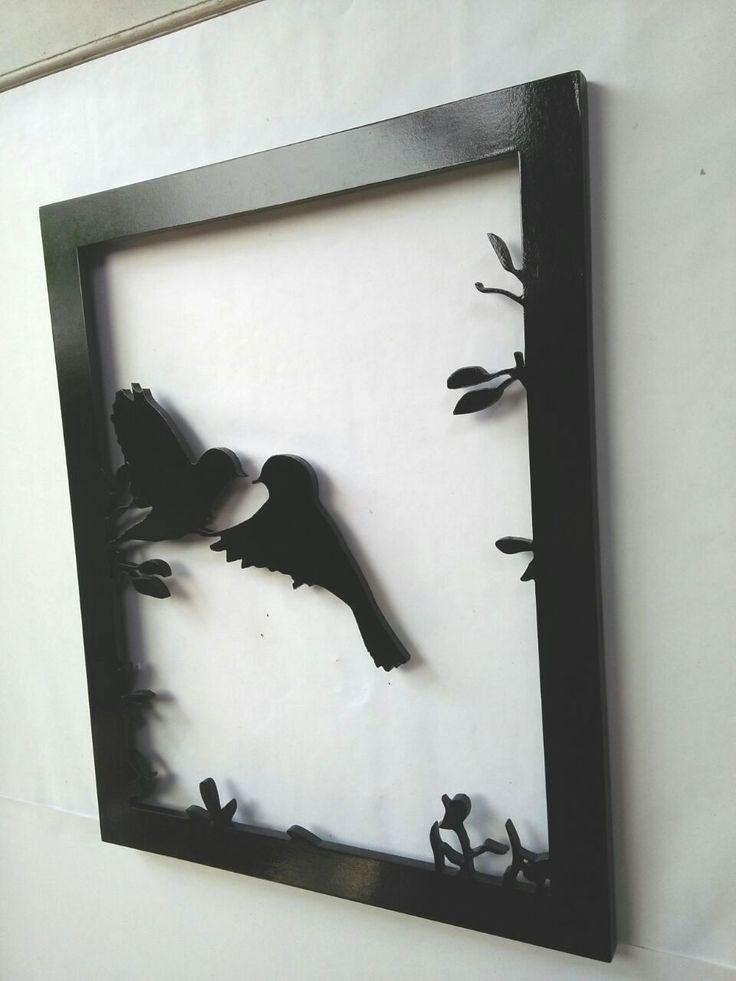 Jual Barang Unik Hiasan Dinding 3D Siluet Burung 3D 002, Siluet 3D dengan harga Rp 210.000 dari toko online Xtajug Art, Serpong Utara. Cari produk lukisan lainnya di Tokopedia. Jual beli online aman dan nyaman hanya di Tokopedia.